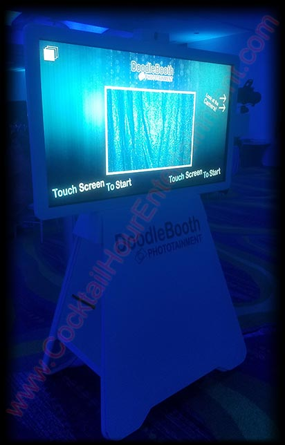 florida doodle booth photo booth rentals