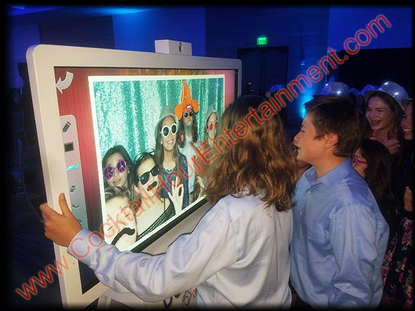 Florida doodle booth party photo booth rental