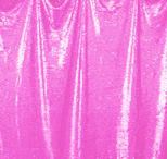 soft pink  florida photo booth rental curtain