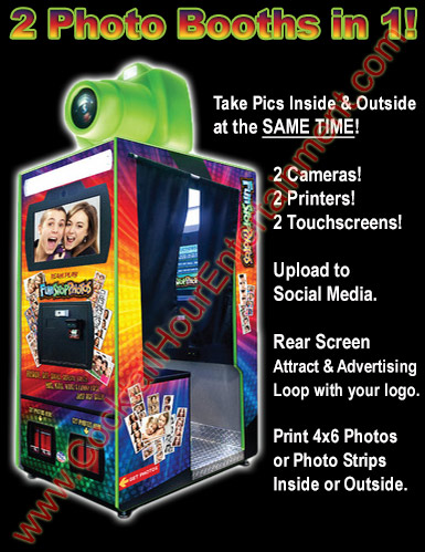 florida funstop photo booth rental